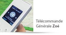 telecommande volet roulant
