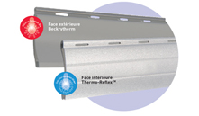 Profalux lance ISOMAXX, la première lame à combinaison isolante été-hiver.