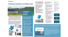 Profalux rejoint la French Fab