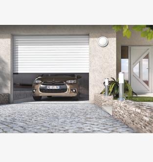 Castellane la porte de garage enroulable profalux profalux for Notice de pose porte de garage sectionnelle novoferm