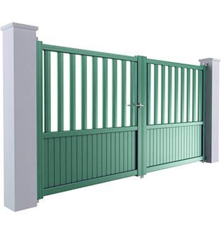 Portails profalux alu motoris s et command s distance - Commande a distance pour porte de garage ...
